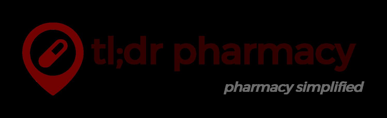 tl;dr pharmacy